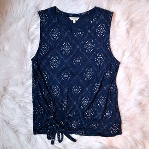 Lucky Brand Muscle Tank Top